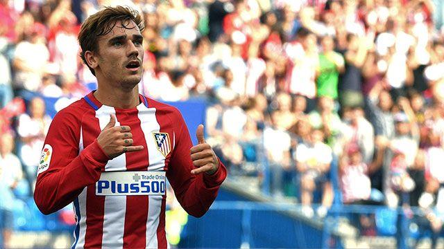 El Atlético también goleó 5-0 al Sporting con dos dobletes