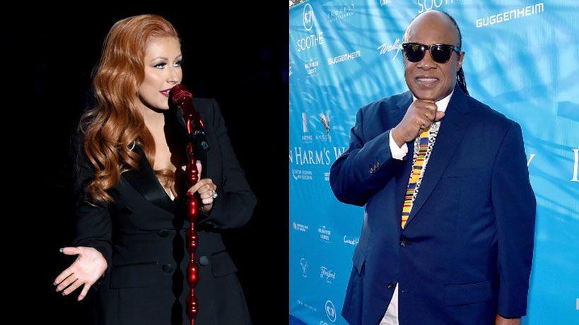 Stevie Wonder y Christina Aguilera encabezarán concierto en tributo a Prince