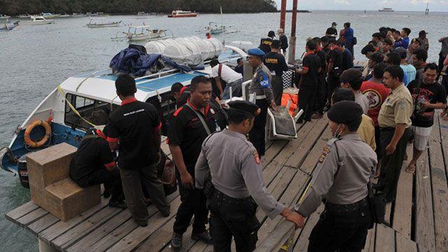 Estaba de luna de miel y murió en la explosión de barco turístico en Bali