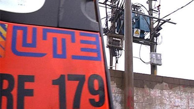 Unos 18.000 clientes de UTE siguen sin luz tras el temporal