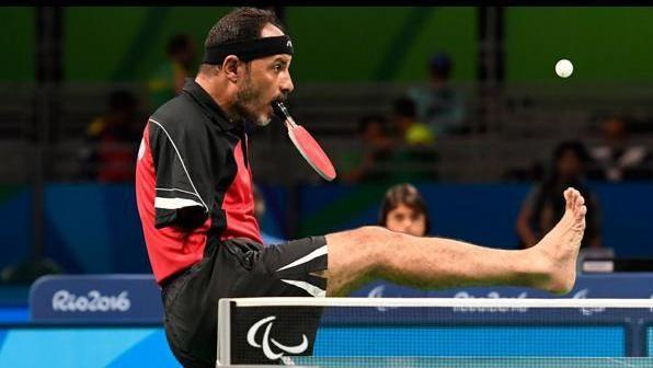 Paralímpicos 2016: Ibrahim Hamadtou, tenista de mesa contra todo pronóstico
