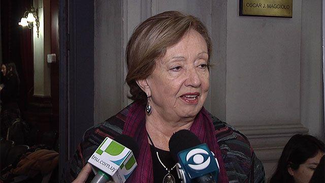 Hay que hacer lo mismo con menos recursos, dijo María Julia Muñoz