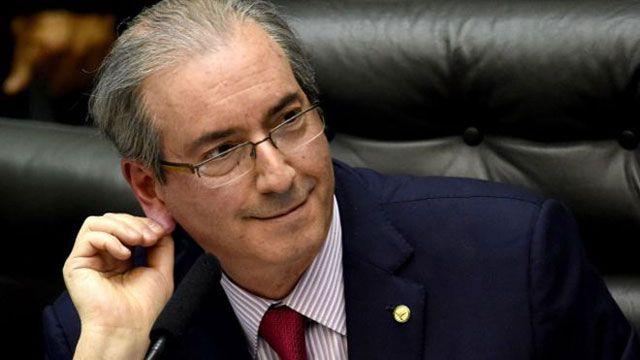 Destituyen a diputado brasileño Eduardo Cunha, el enemigo de Dilma Rousseff