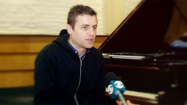 """""""Suite para piano y pulso velado"""", el nuevo disco de Luciano Supervielle"""