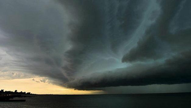 Comienza la semana con alerta por tormentas intensas, granizada y viento