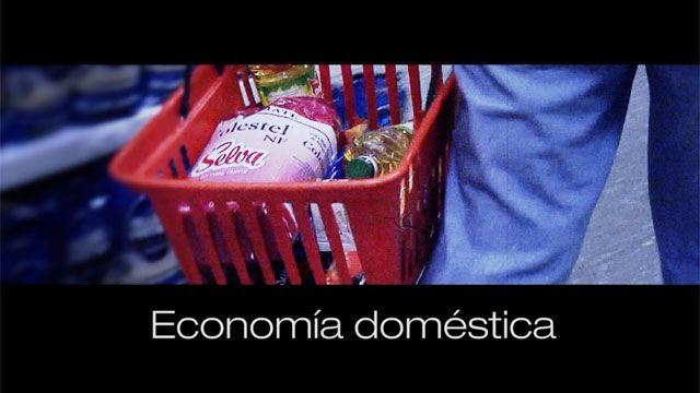 Subrayado Investiga: economía doméstica