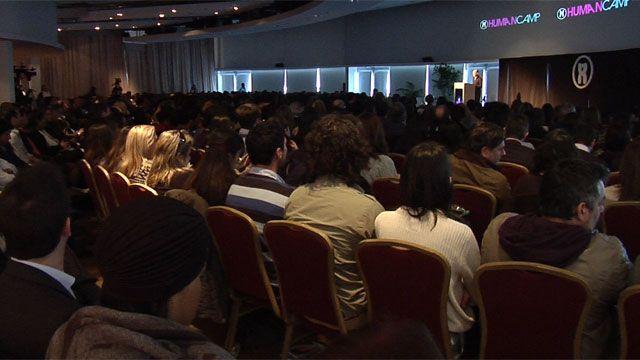 Human Camp: más de 600 personas en charla para fomentar el liderazgo