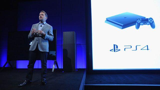 Sony lanza dos nuevos modelos de Playstation 4, incluido uno de alta gama