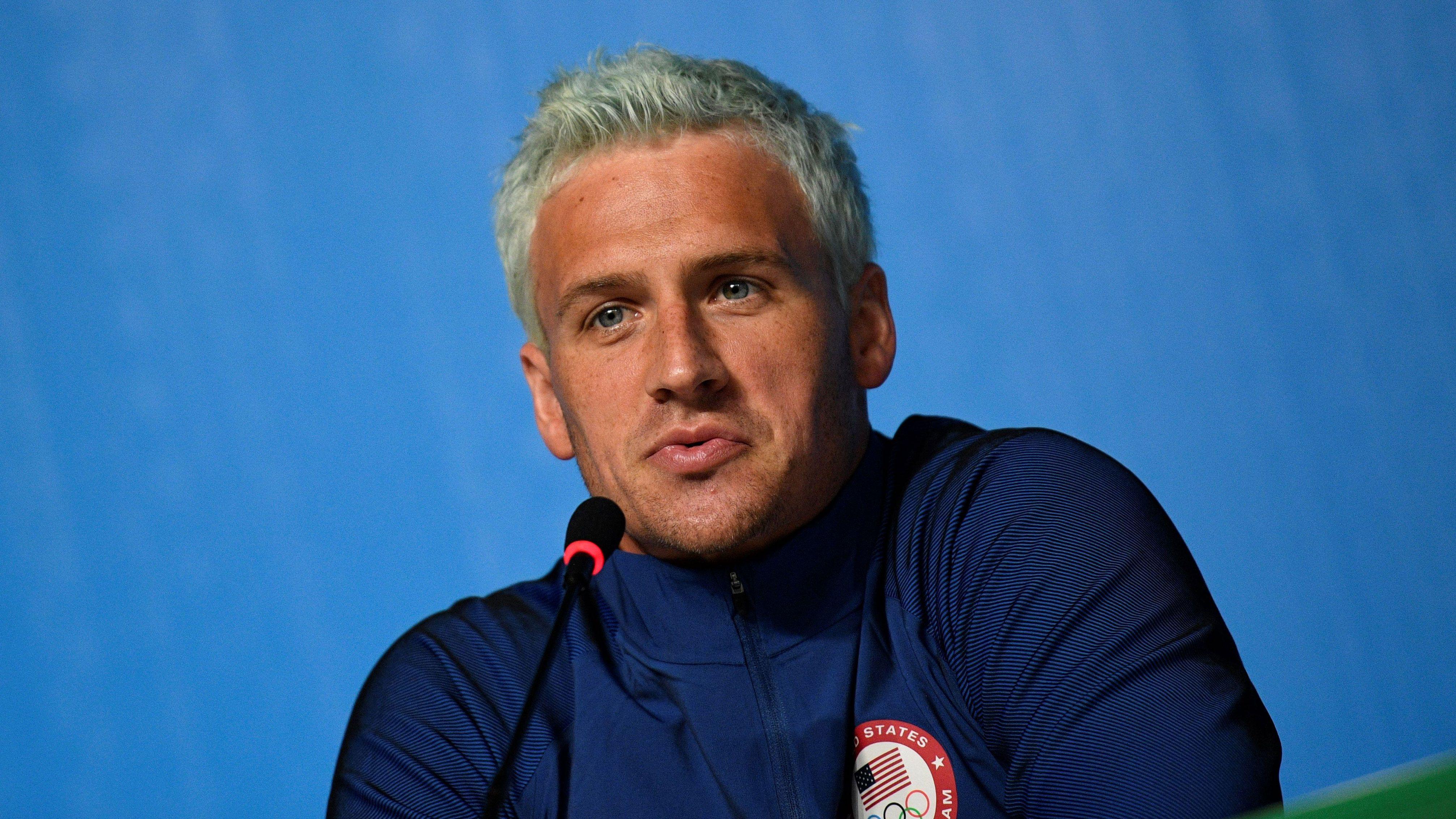 El nadador Lochte suspendido 10 meses por falso testimonio en Rio 2016