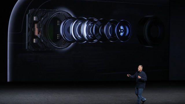 Apple presentó dos nuevos teléfonos: el iPhone 7 y 7 Plus