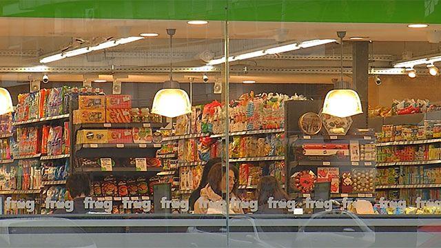 Robaron $ 300.000 de dos supermercados de la misma cadena