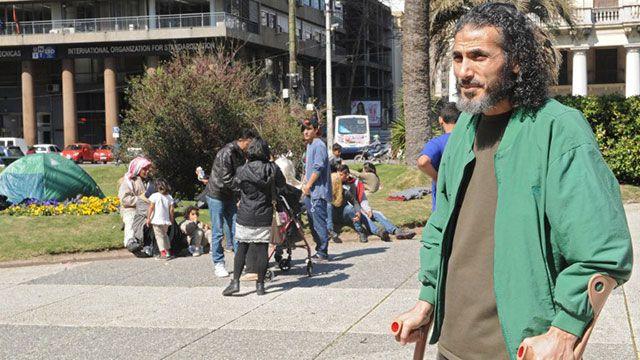 Ex preso de Guantánamo fue hospitalizado por huelga de hambre