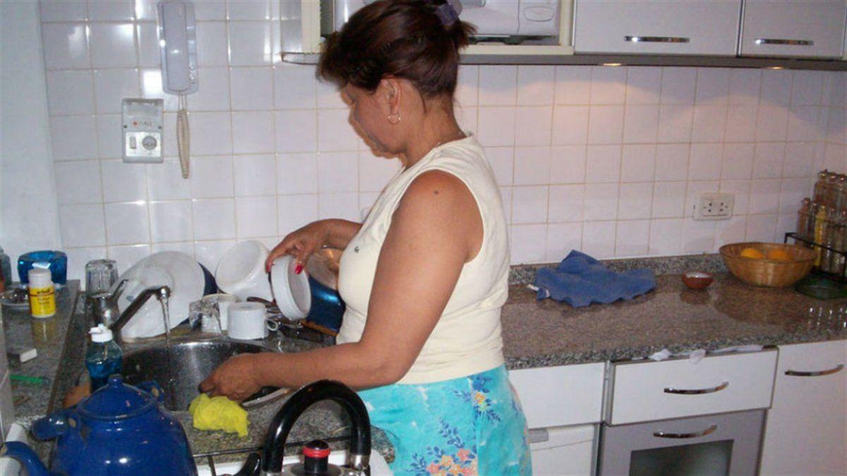 Ajuste salarial para el sector doméstico será de 3,75% retroactivo a enero