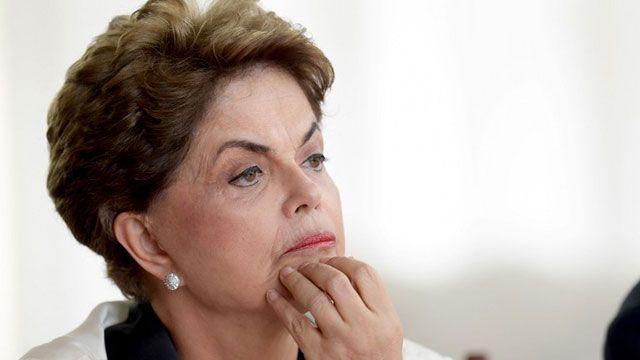 Rousseff dejará Brasilia y el PT pide elecciones anticipadas
