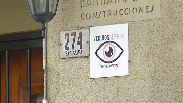 Vecinos de Punta Carretas se organizan por la seguridad del barrio