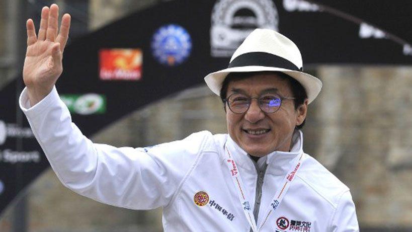 A sus 62 años, Jackie Chan recibirá un Oscar honorífico por su carrera