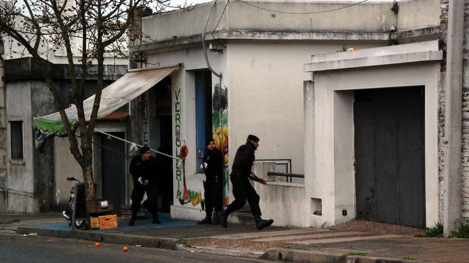 Detienen al presunto asesino del empresario de Mercedes