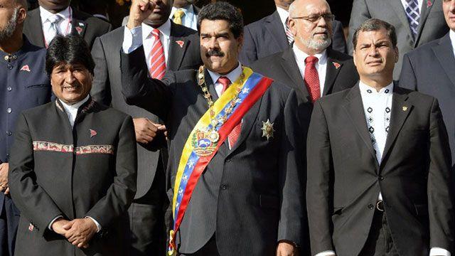 Venezuela, Bolivia y Ecuador anunciaron retirada de embajadas de Brasil