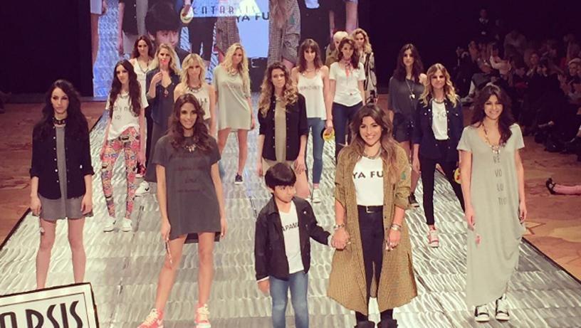 "Gianinna Maradona lanza su propia marca de ropa: ""Catarsis"""