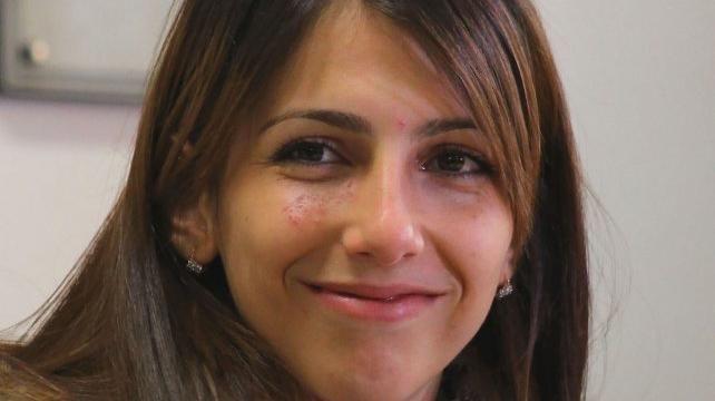 Hannen Nasser, la refugiada siria que encantó a los argentinos
