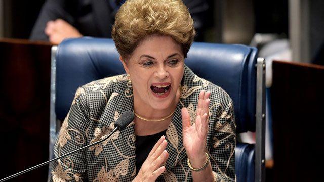 Rousseff exhorta al Senado: Voten contra mi destitución