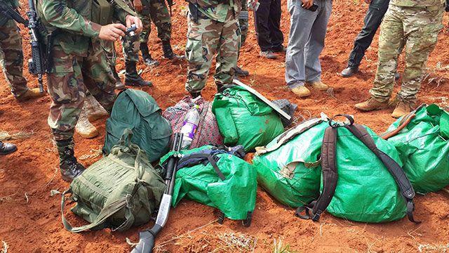 Siete militares muertos en atentado de grupo guerrillero en Paraguay