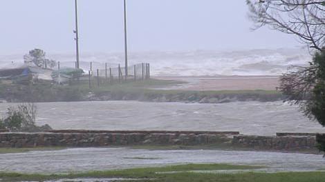 Alerta naranja para todo el país por tormentas fuertes y mucha lluvia