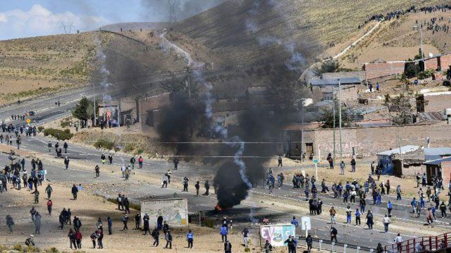 Bolivia llora asesinato de viceministro y Evo Morales denuncia conspiración
