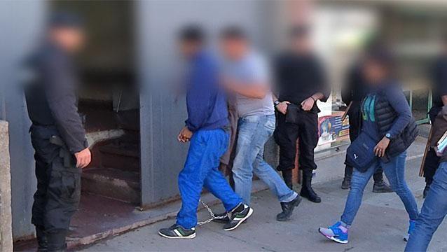 Padrastro de Camila fue detenido e interrogado por la jueza de Pando