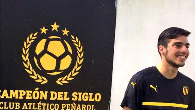 Peñarol suma goles: Gastón Rodríguez cumplió su sueño y llegó a Los Aromos