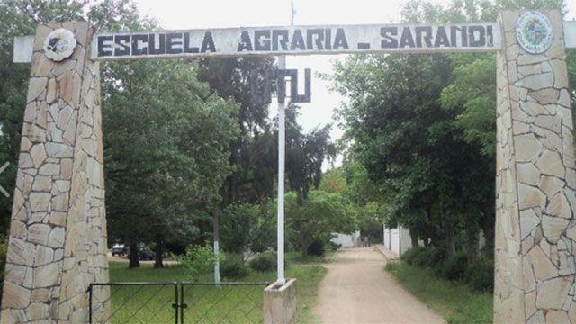 UTU investiga fiestas con sexo y alcohol en una escuela agraria