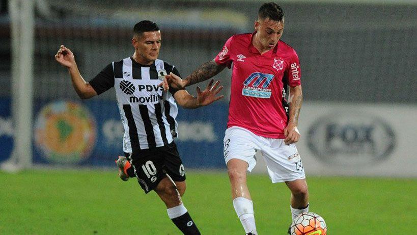 Wanderers cosechó otro éxito en la Sudamericana, venció a Zamora 1 a 0