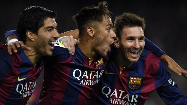 Suárez y Messi enfrentarán al equipo de Pep Guardiola en la Champions