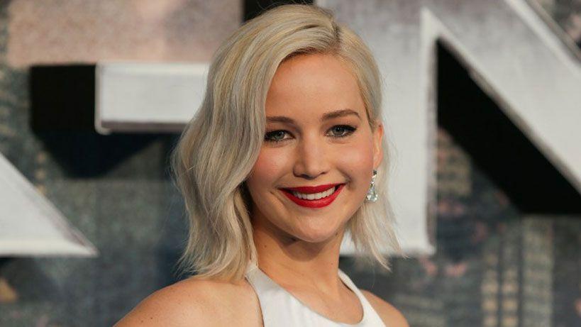 Jennifer Lawrence sigue siendo la actriz mejor pagada del mundo, según Forbes