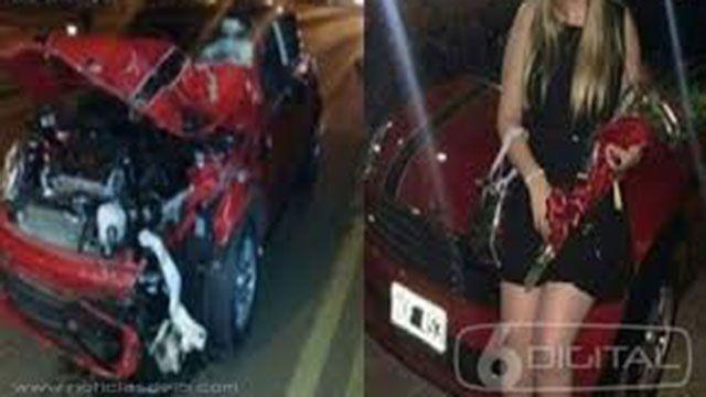 Sacó fotos de un accidente para subir a Facebook y la victima era su hijo