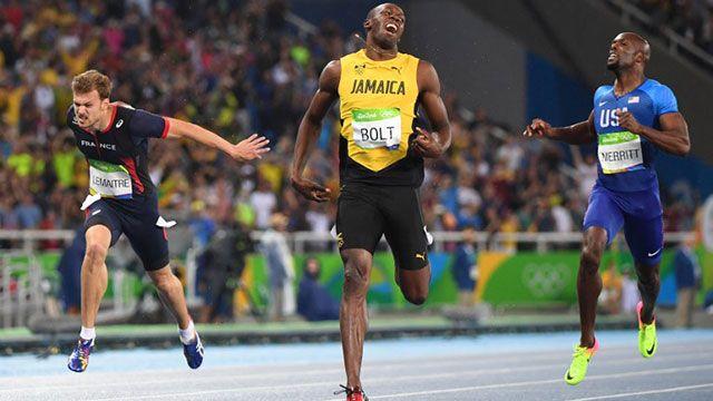 Usain Bolt ganó los 200 metros y sumó su segundo oro en Rio 2016