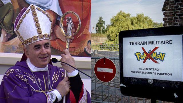 Obispo italiano contra Pokémon Go: una fábrica de cadáveres andantes