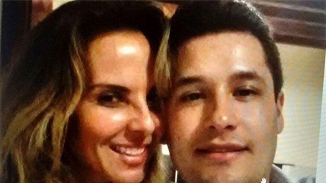 Foto de actriz Kate Del Castillo en el celular del hijo de Chapo Guzmán