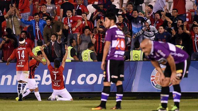 No pudo: Cerro Porteño eliminó a Fénix con gol de Palito Pereira