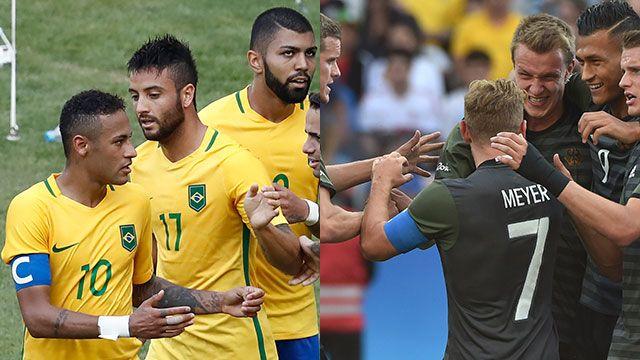 Final con sabor a revancha: Brasil y Alemania definen el oro en fútbol