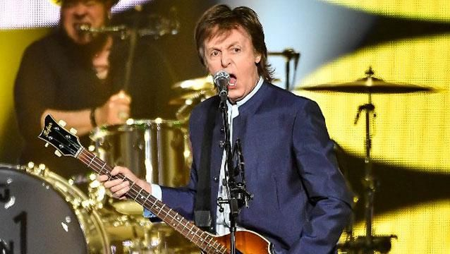 Paul McCartney regresa al estudio para preparar su nuevo álbum