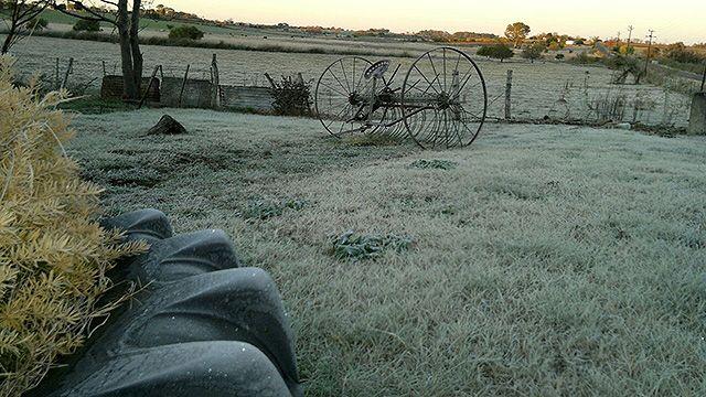 Vuelve el frío polar este sábado con sensaciones térmicas bajo cero