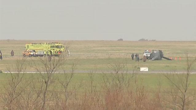 Audio de helicóptero muestra que estaban en ejercicio de falla hidráulica