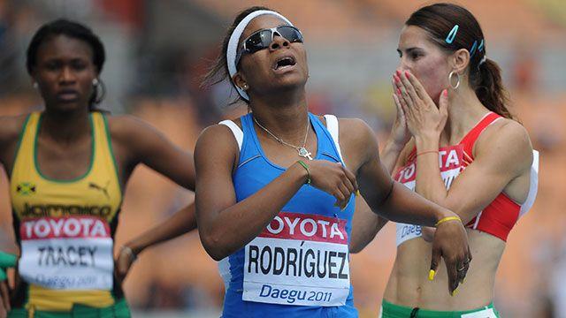 No clasificó: Deborah Rodríguez terminó 6° en su serie