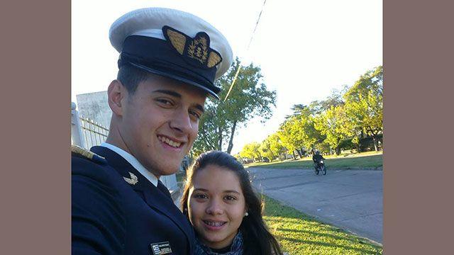 Novia de piloto muerto en Durazno: te amo incondicionalmente, tu gorda