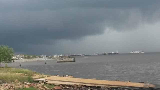 12 departamentos bajo alerta amarilla por tormentas intensas