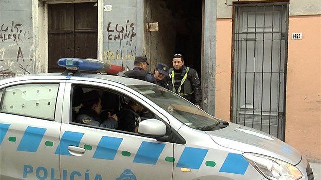Operativo policial en Ciudad Vieja capturó a ladrón que robó un taladro