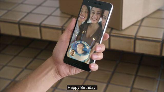 Google lanza DUO, un servicio gratuito de videollamadas