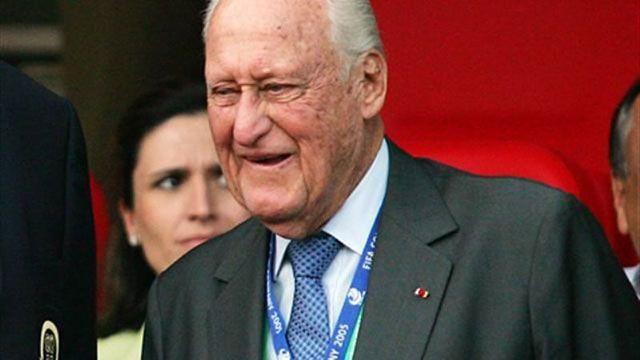 A los 100 años murió el expresidente de FIFA Joao Havelange