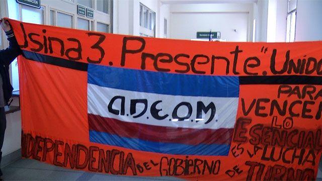 Tras paro de Adeom, la limpieza de Montevideo se normalizará el miércoles